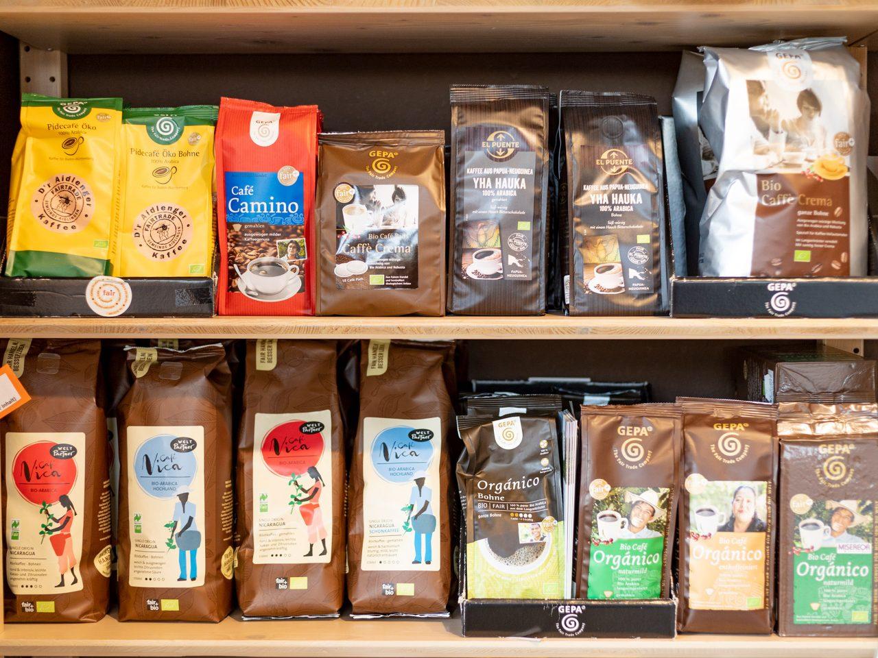 Kaffee-bearbeitet